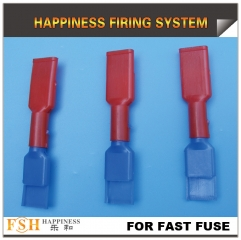 2000pcs/lot connectors for fast fuse in fireworks display